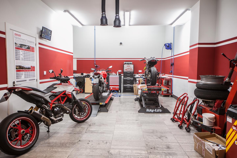 Ducati Bilbao servicio posventa