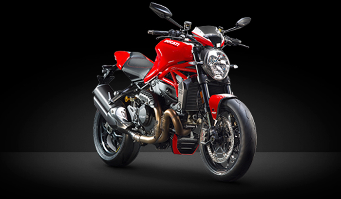 Ducati Bilbao Monster