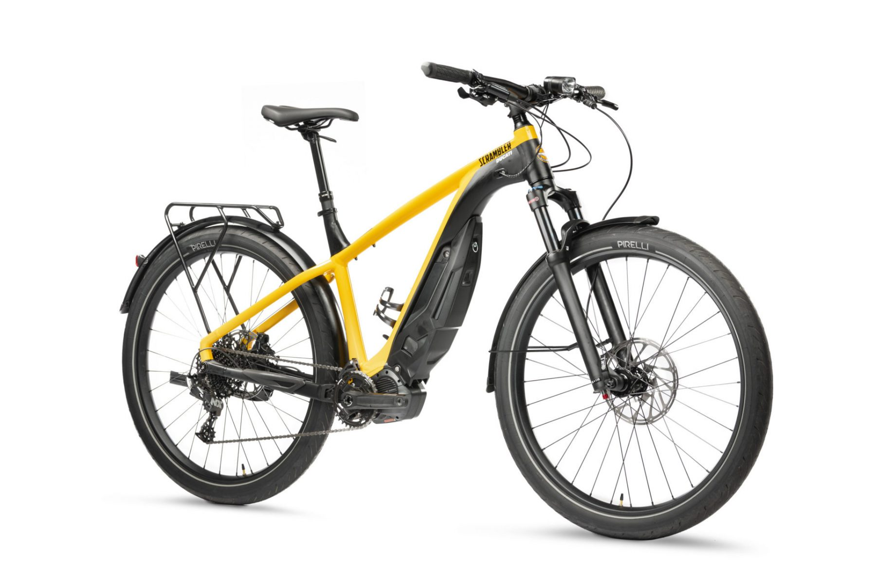 Bicicletas E-Scrambler Ducati