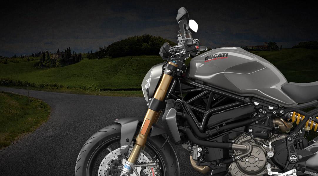 Configurador de motocicletas Ducati