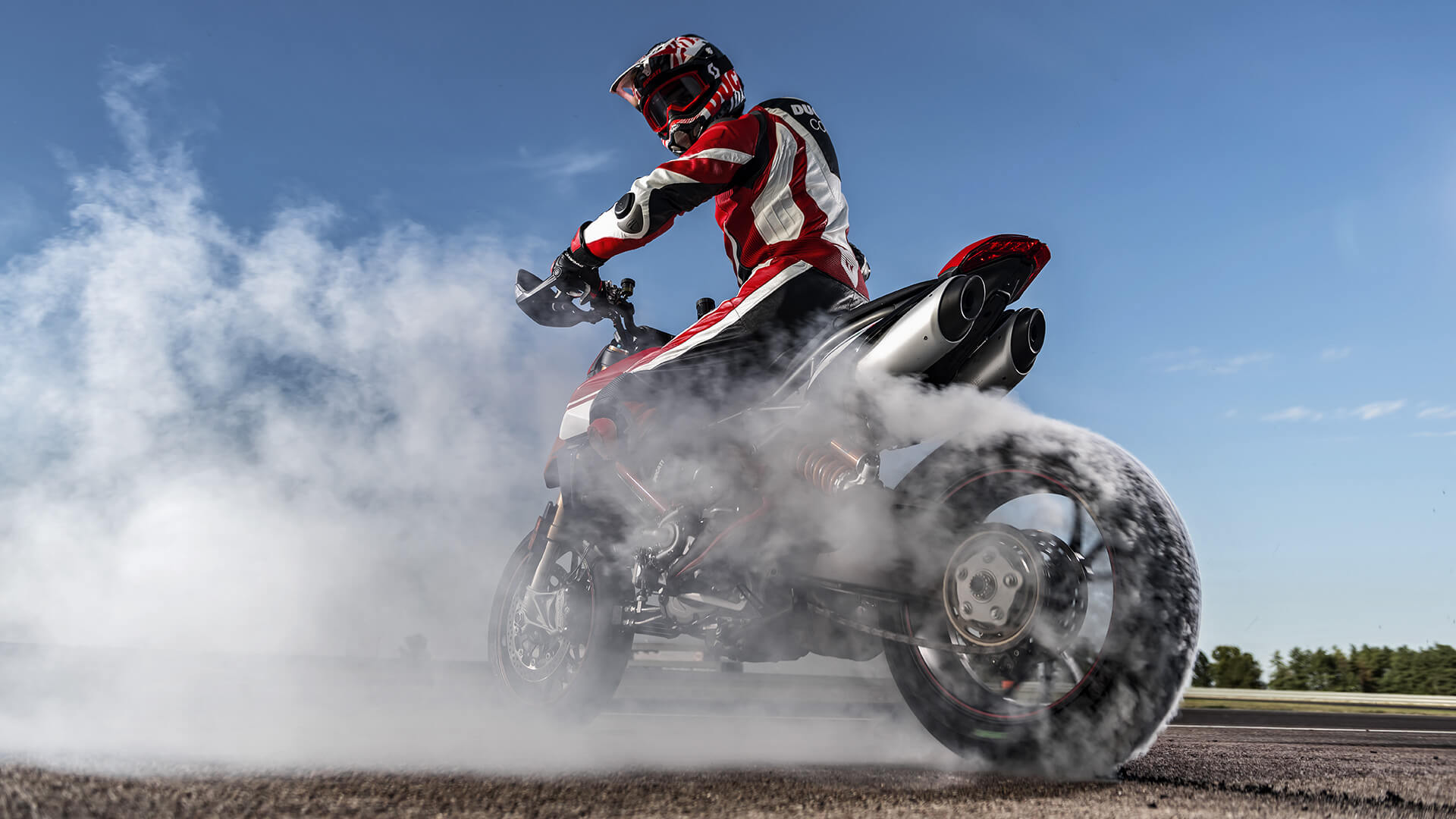 Ducati Hypermotad 950 SP