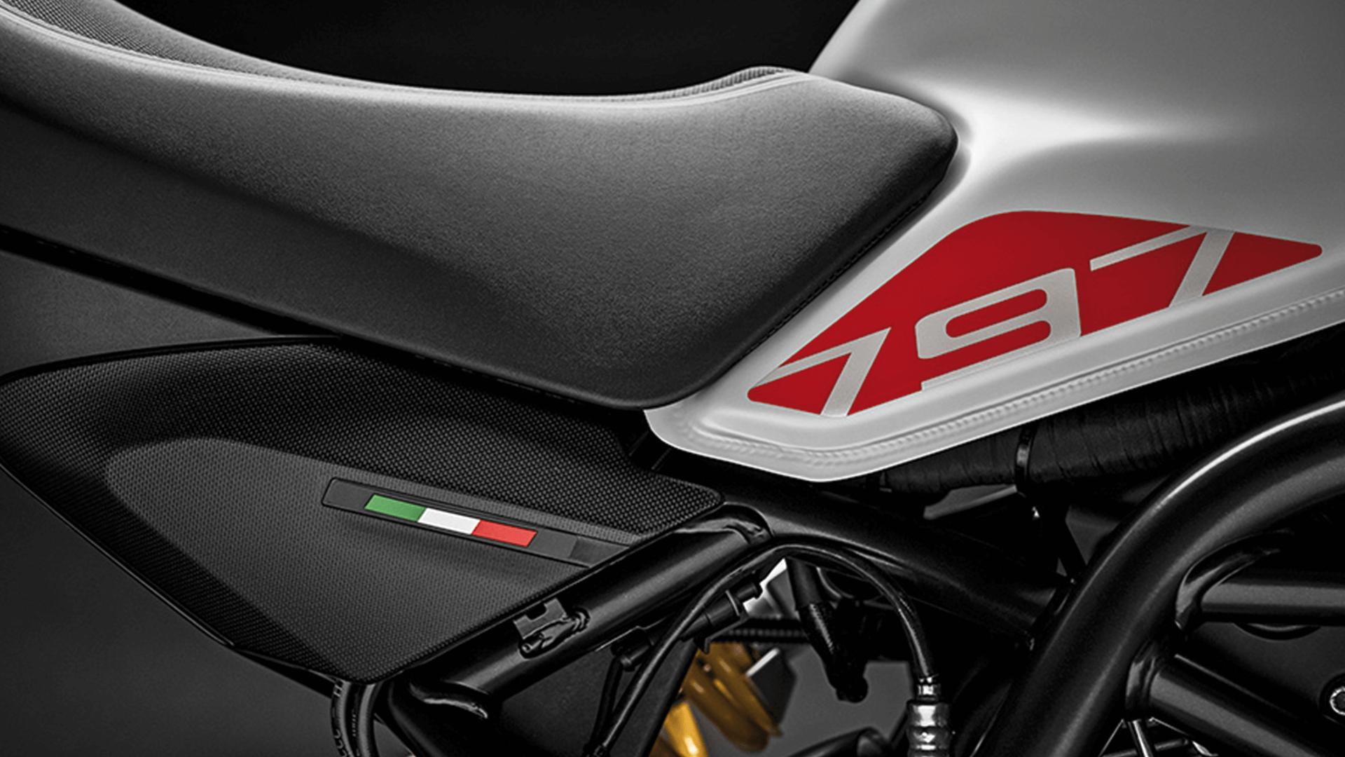 Ducati Monster detalle