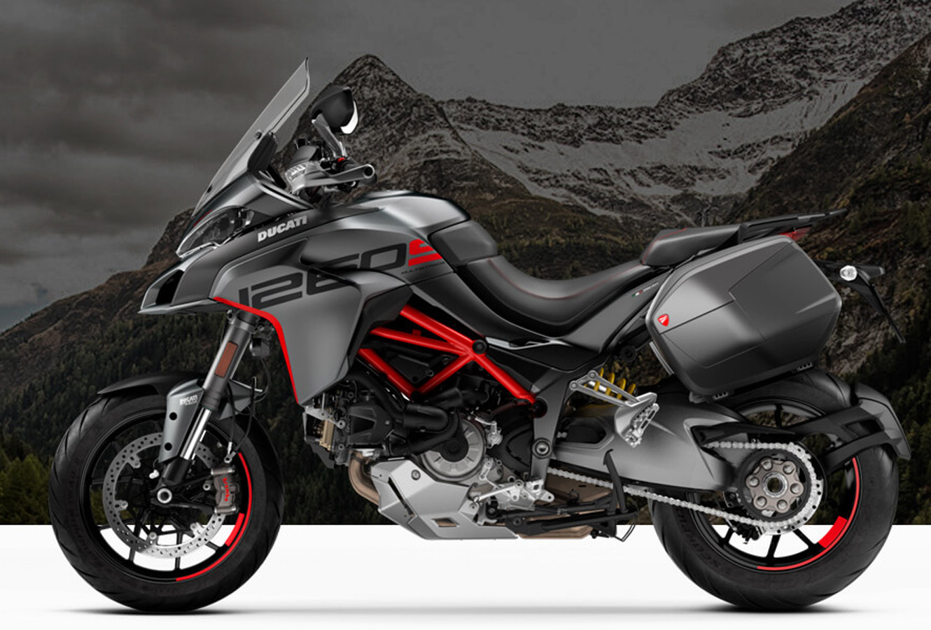 Ducati Multistrada Grand Tour