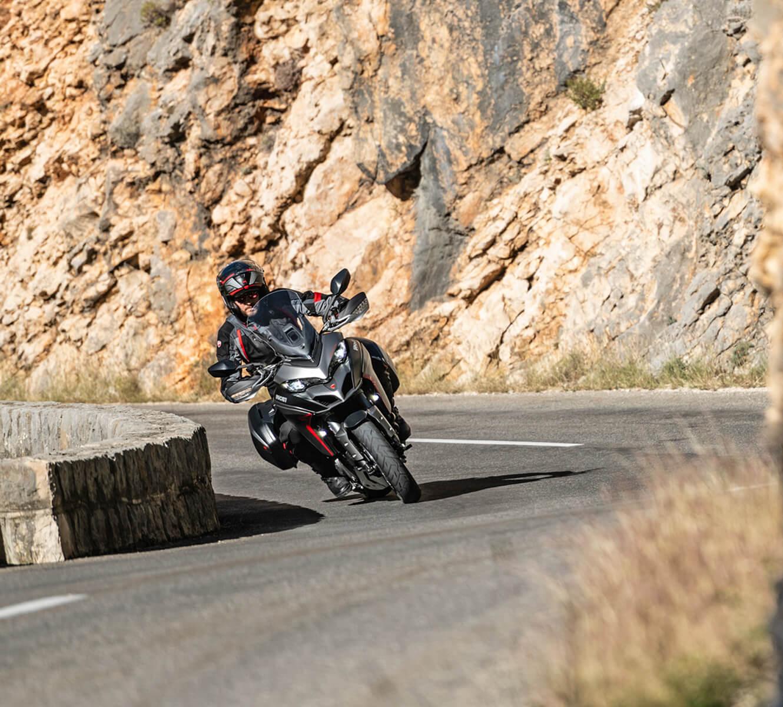 Ducati Multistrada Turismo Premium