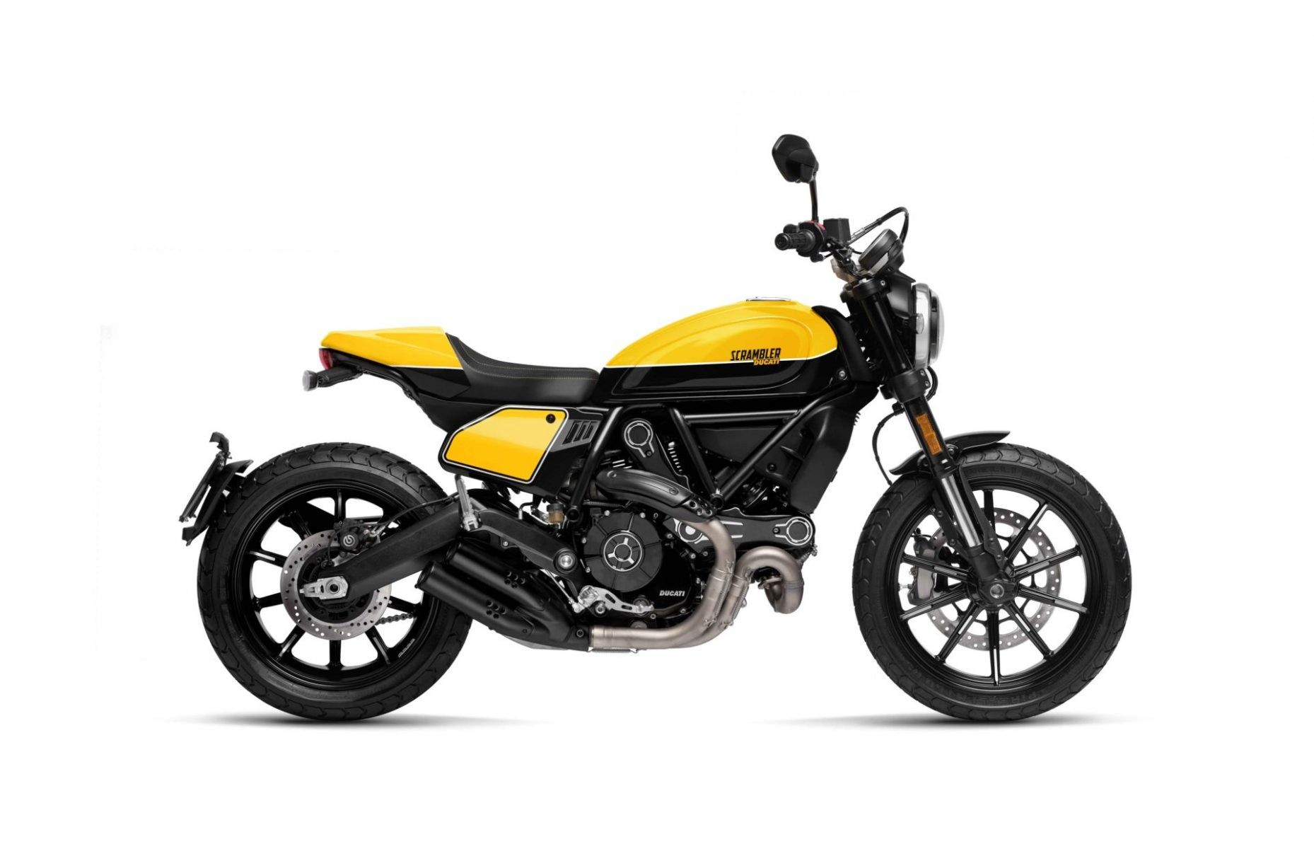 Ducati Scrambler Full Throttle