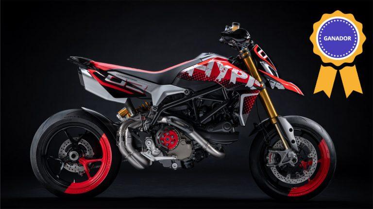 Sorteo Ducati Hypermotard 950