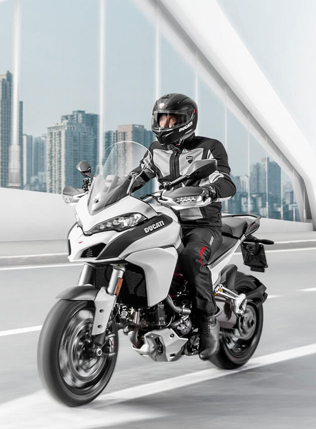 Ampliar garantía de moto Ducati