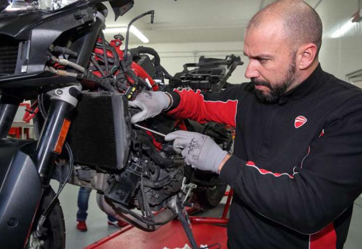 Ducati Multiestrada 950