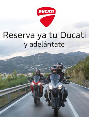 Promo Reserva Ducati