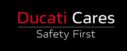 Ducati Cares - Safety First
